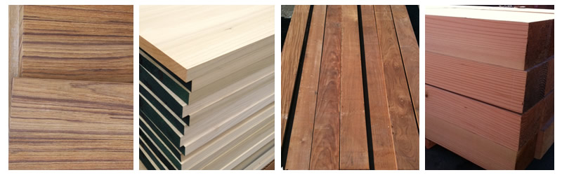 Hardwood to go - Online Virtual Lumber yard