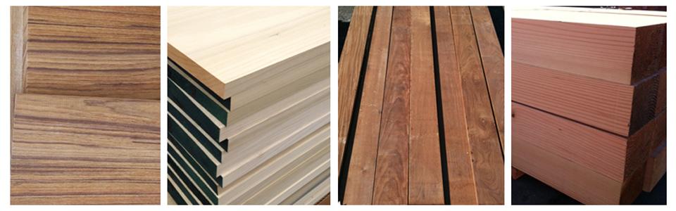 Hardwood to go - Online Virtual Lumber yard